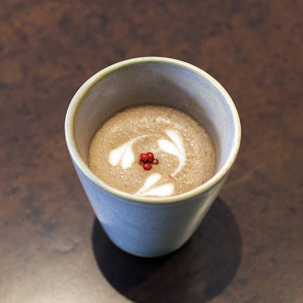 Hot Spiced Belgian Chocolate
