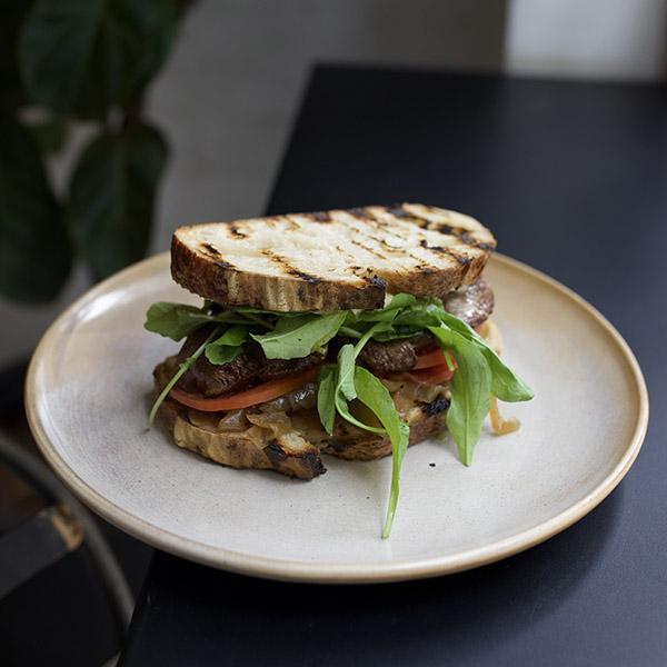 Fillet Mignon Steak Sandwich